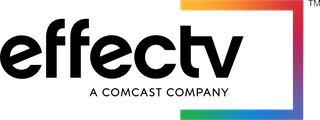 EffecTV Comcast logo