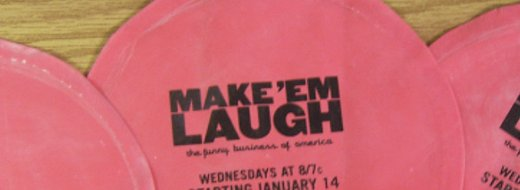 PBS - Make 'em Laugh logo